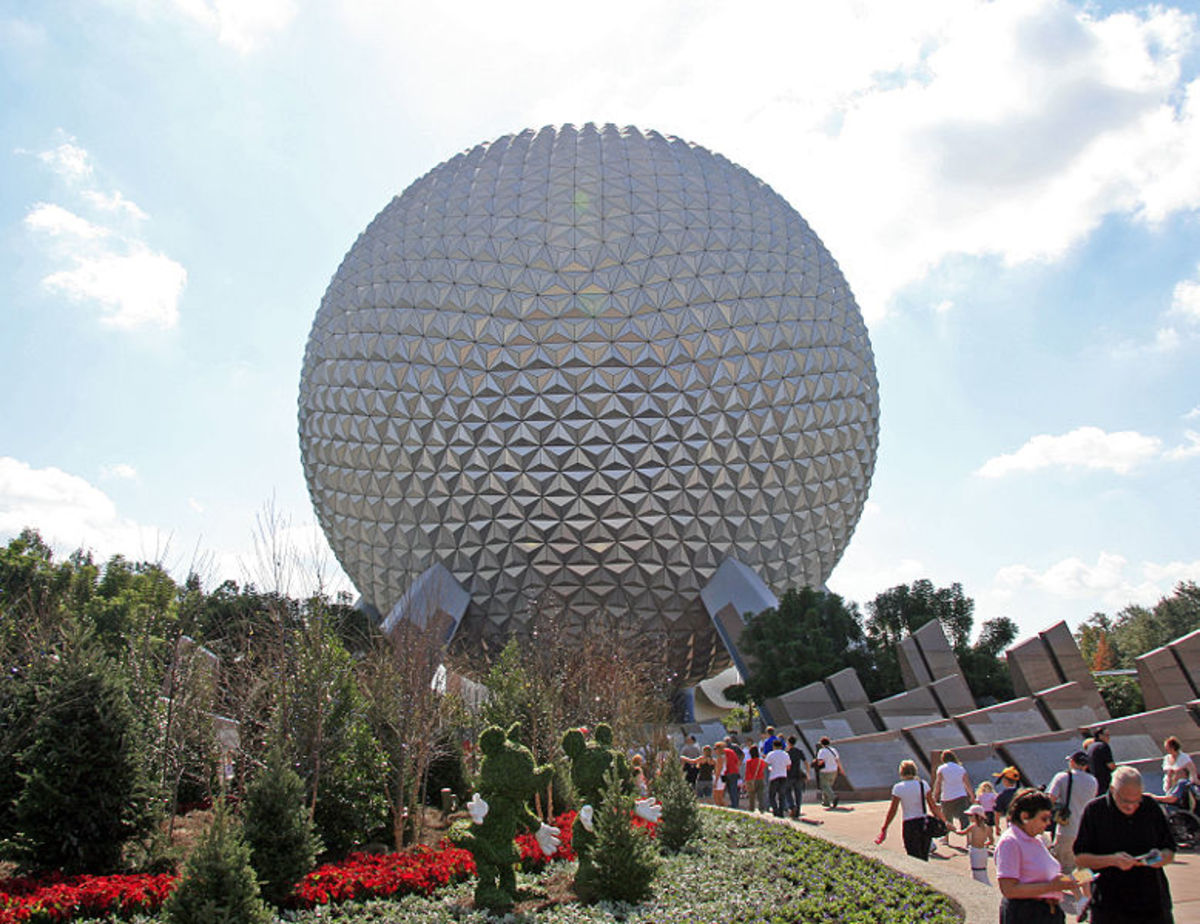 Disney's dream of the future was fulfilled after his demise with  the Experimental Prototype Community of Tomorrow - EPCOT