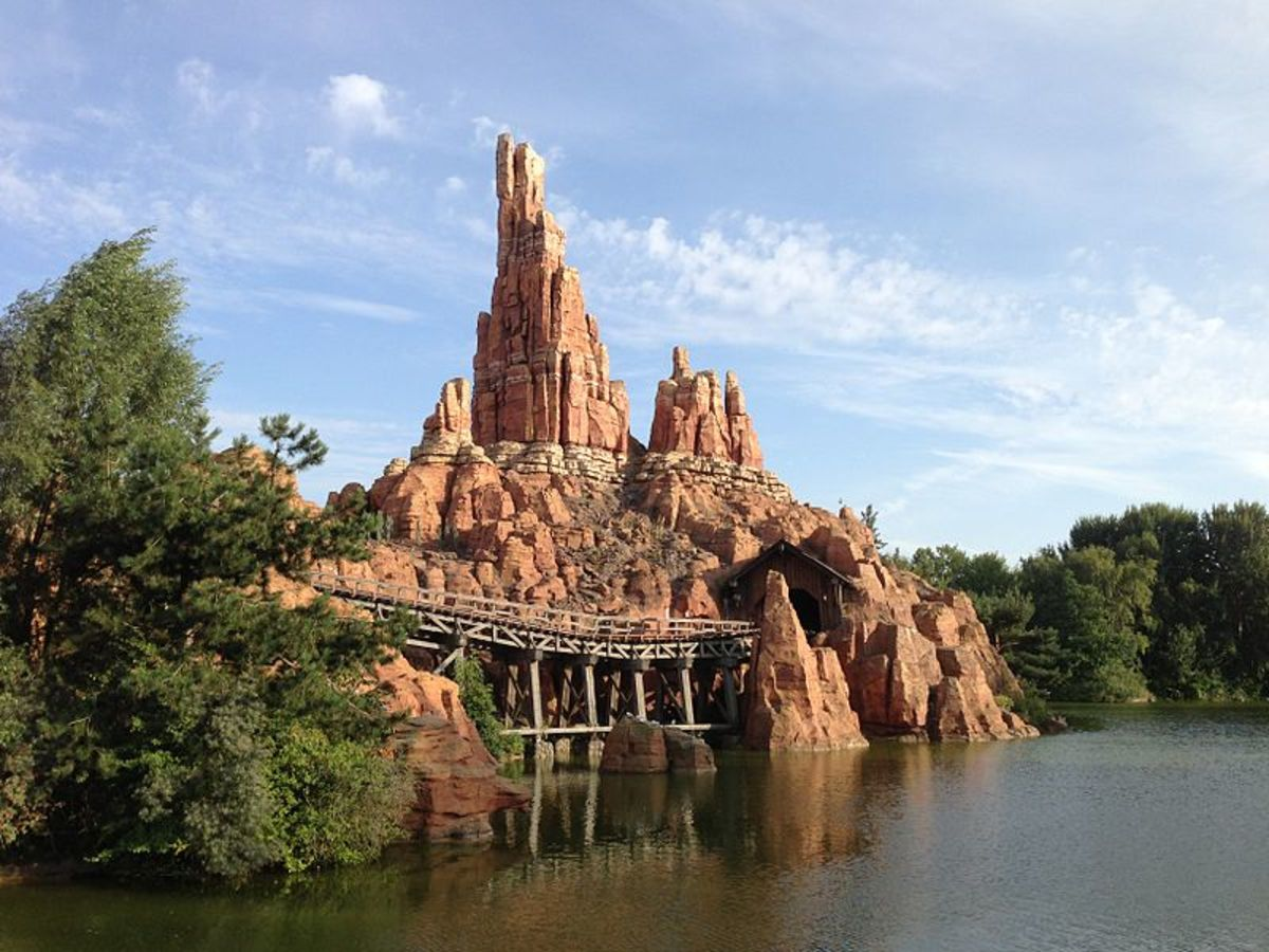 Walt Disney's legacy to the world includes several magical kingdoms on both sides of the Atlantic!