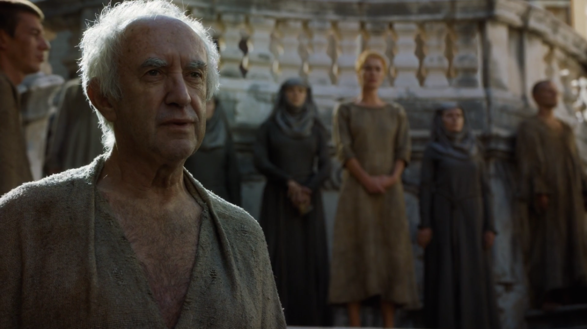 The High Sparrow (Jonathan Pryce)