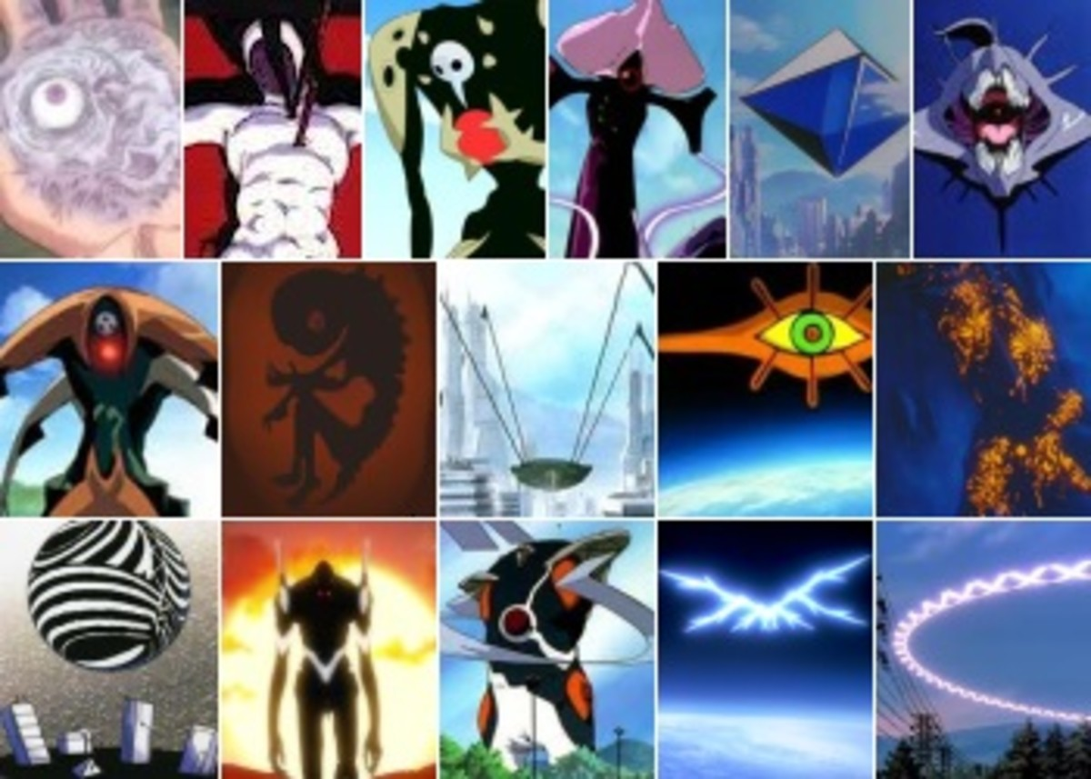 japanese anime thesis By Derpy VA  Animetal USA   Neon Genesis Evangelion   A Cruel Angel s Thesis   Zankoku Na Tenshi No