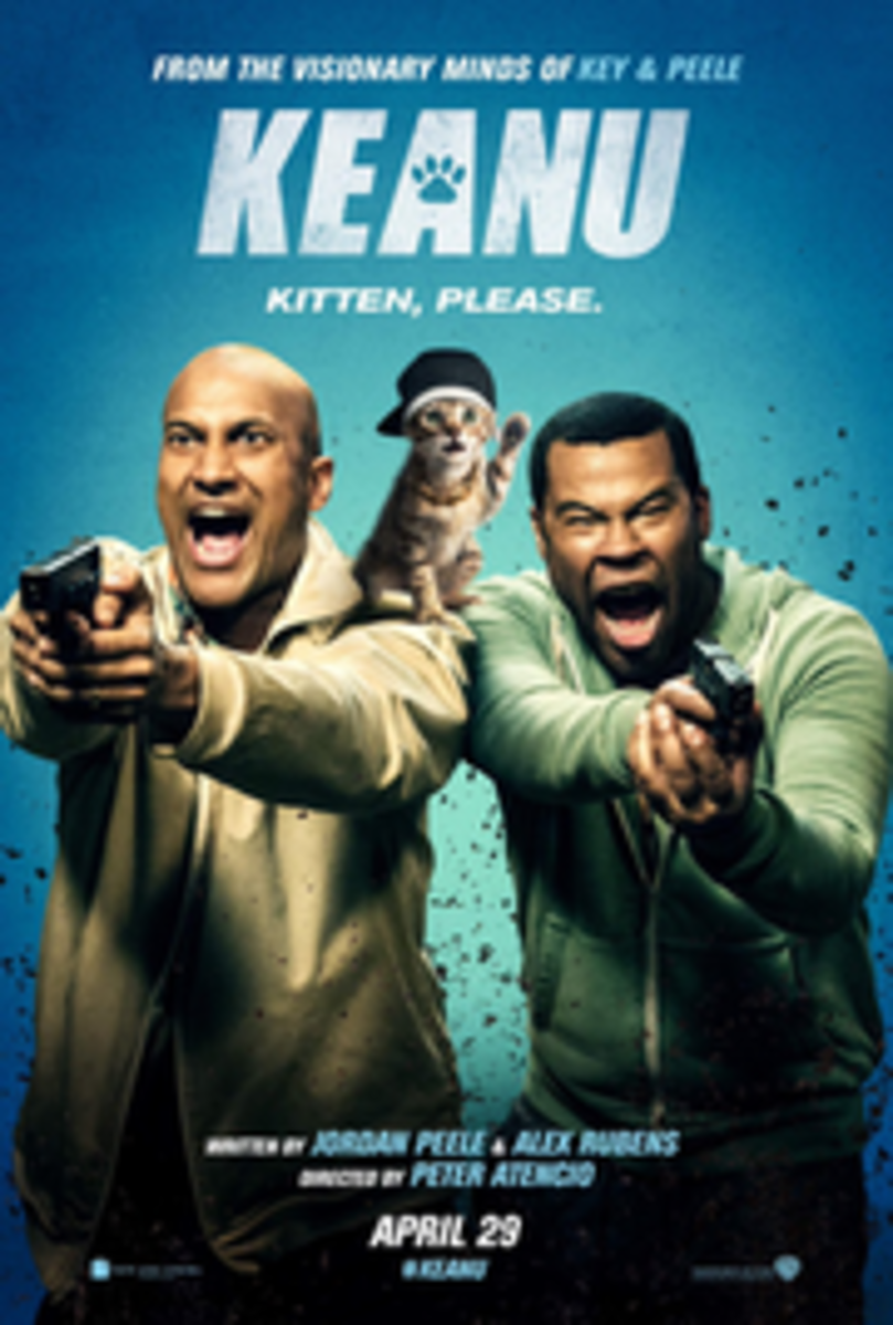 "Key & Peele Hit the Big Screen in ""Keanu"""
