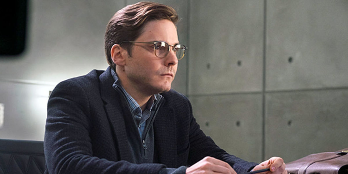 Zemo played by Daniel Brühl.