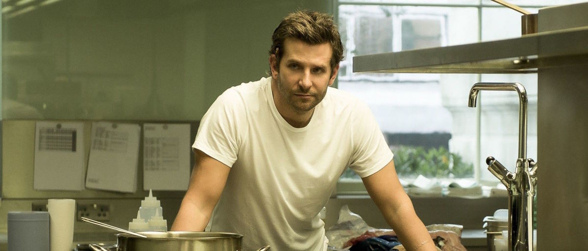 That Bradley Bradley Cooper can sure cook!