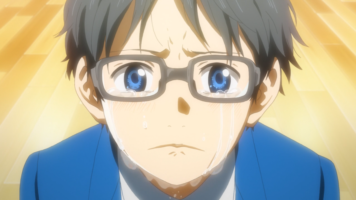 Shigatsu wa Kimi no Uso (You Lie in April)