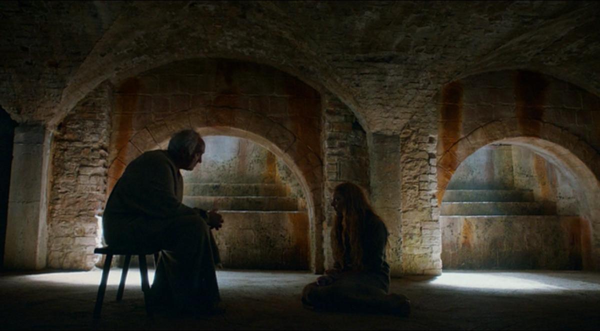 Margaery expertly acting