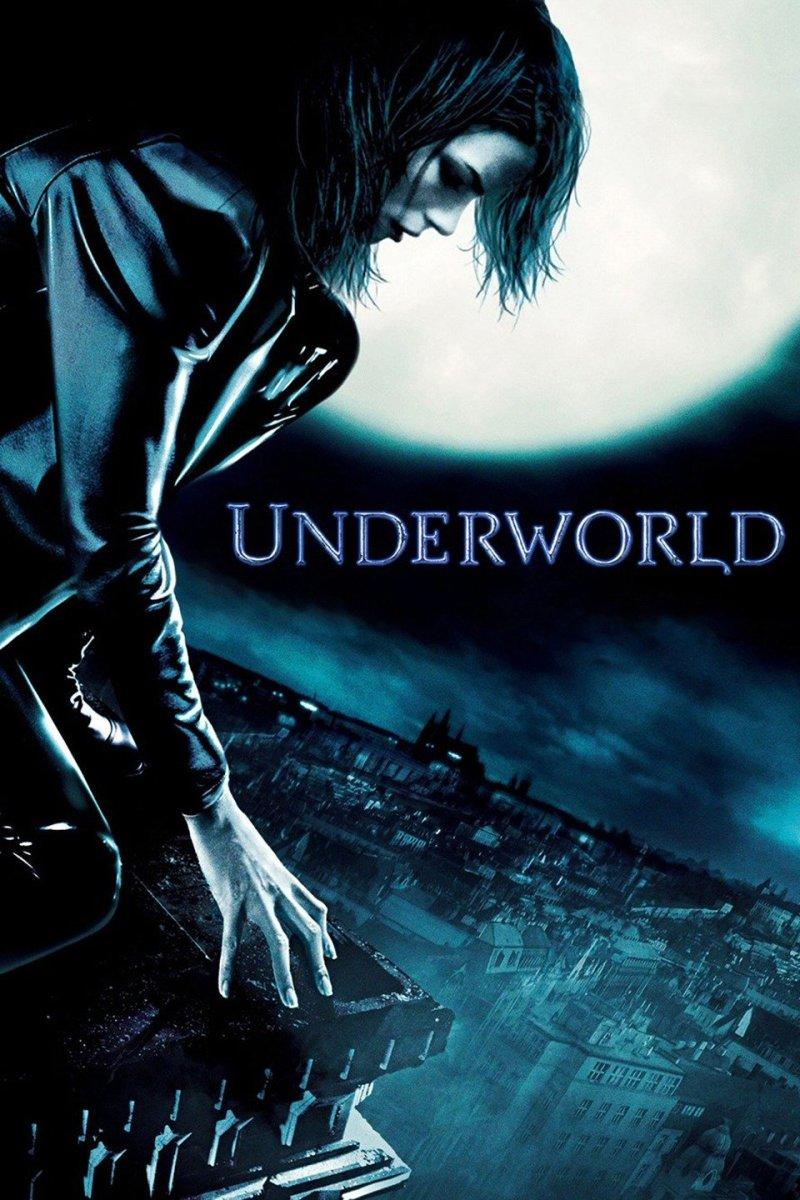 Underworld Movie Cover