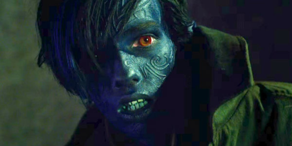Kodi Smit-McPhee as the Nightcrawler, one of my favorite X-Men since Alan Cumming's portrayal in X-Men 2.