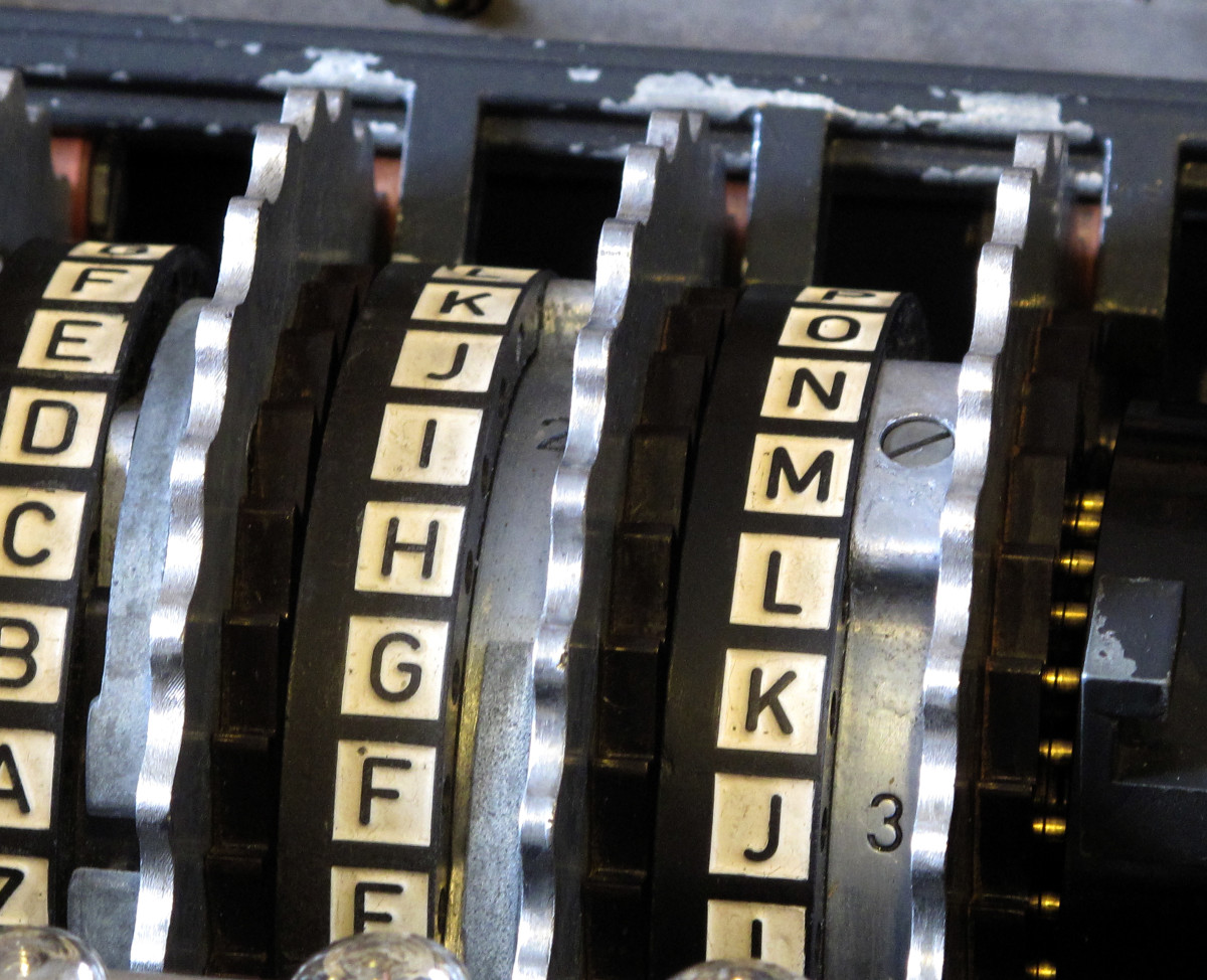 Cipher machines of WWII created code which the four women of Bletchley Park would work to break. Later, they reunite to  decipher murders by a serial killer.