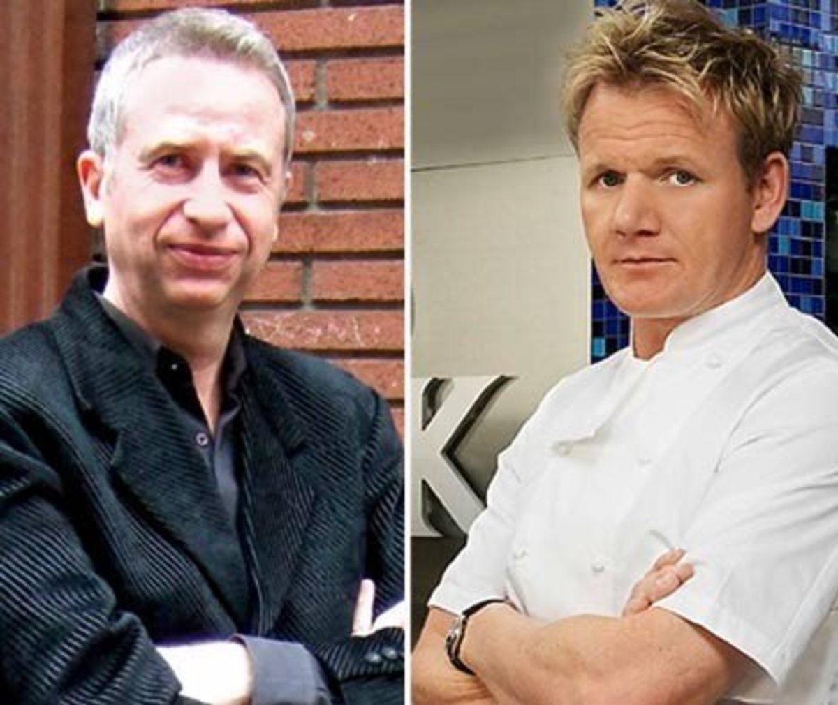 Martin Hyde actually sued chef Gordon Ramsay for ruining his reputation.