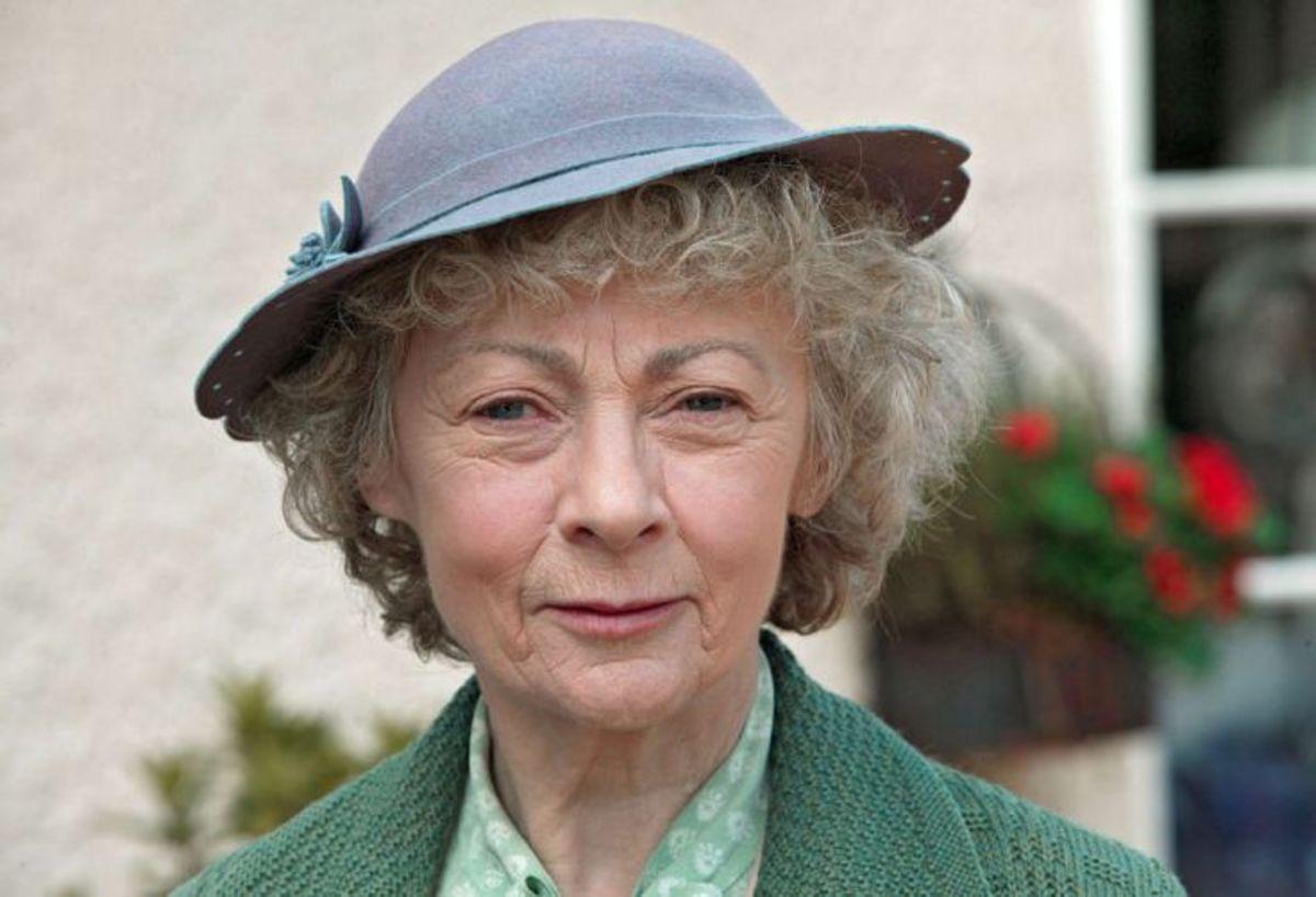 More straightforward and confident in manner, Geraldine McEwan stars in the series on Acorn TV.