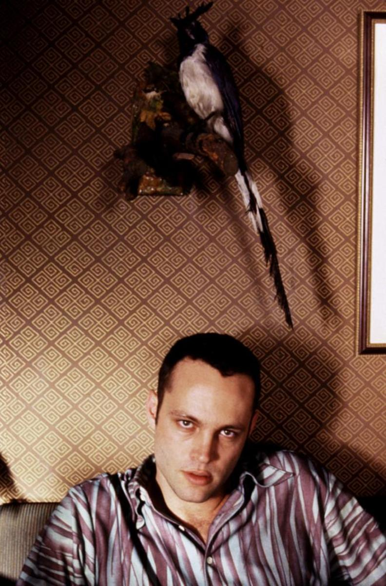 Vince Vaughn as Norman Bates in the 1998 film.