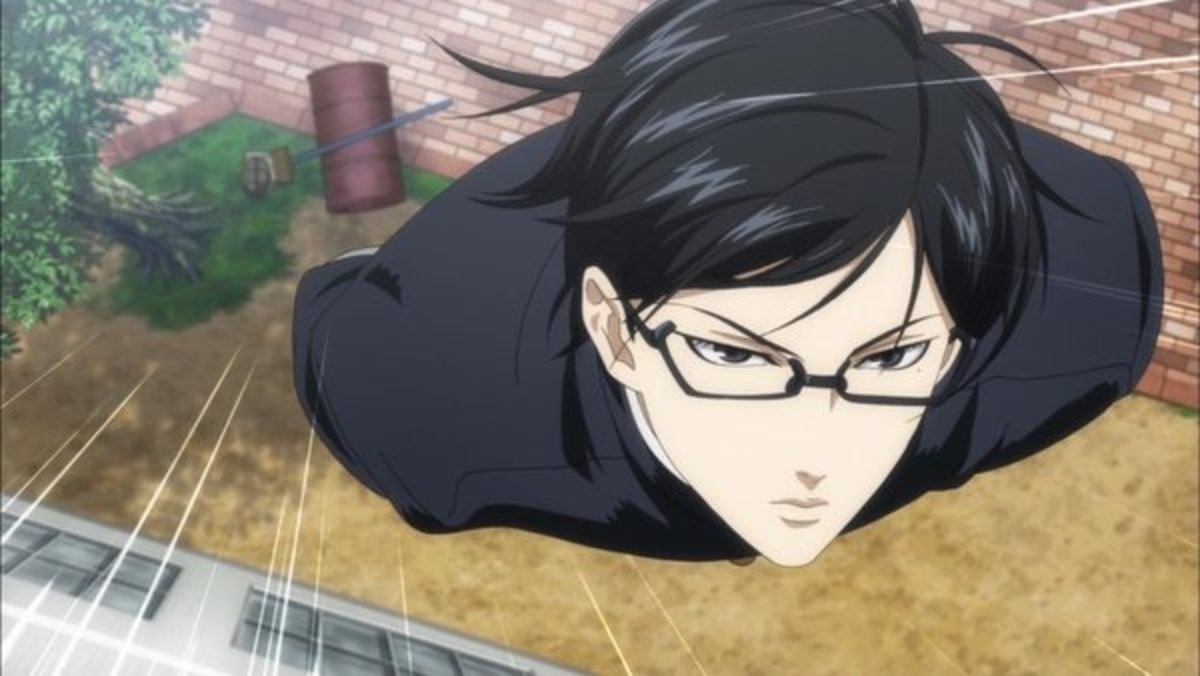 Sakamoto Desu Ga Havent You Heard Im