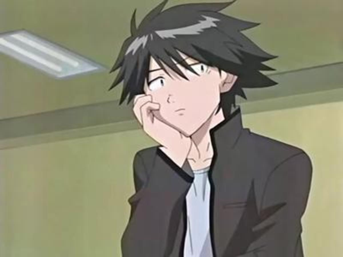 8 Annoying Anime Character Types That Will Make You Groan
