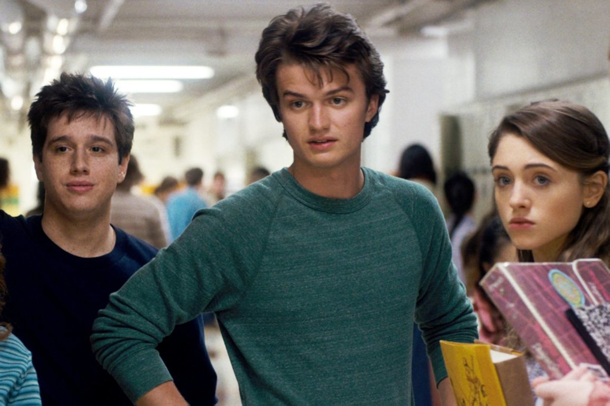 It's Steve Harrington!