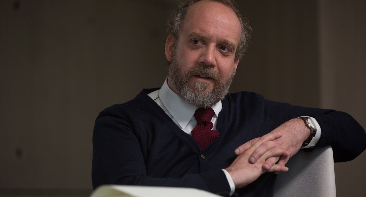 Paul Giamatti as Dr. Alan Shapiro.