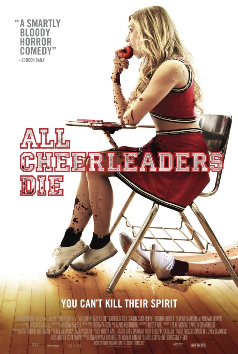 All Cheerleaders Die (2013) movie poster