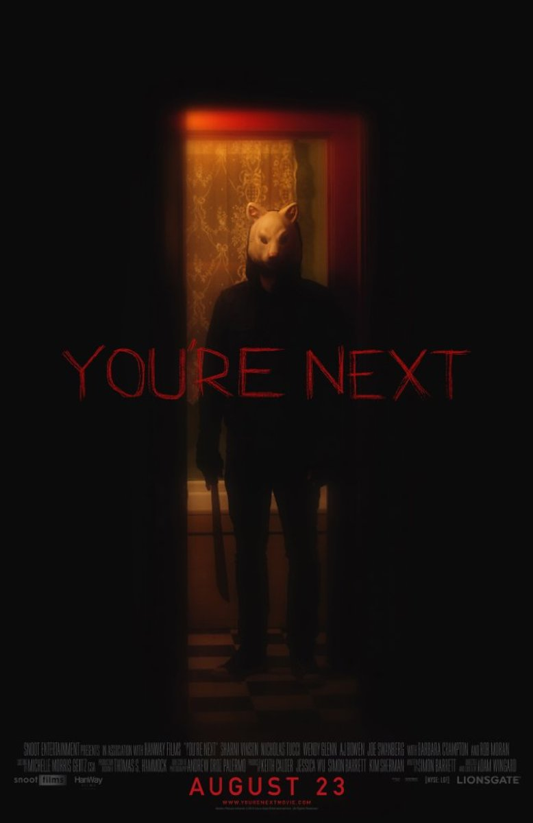 You're Next (2011) movie poster