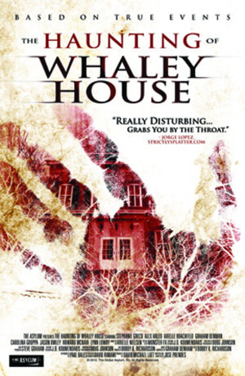 Haunting of Whaley House (2012) movie poster