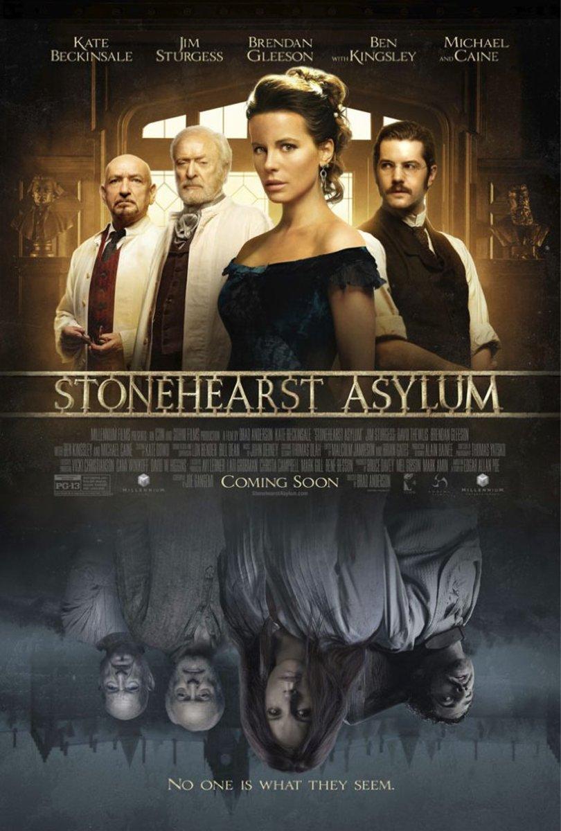 Stonhearst Asylum (2014) movie poster