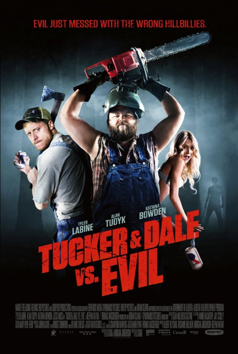 Dale and Tucker Vs. Evil (2010) movie poster