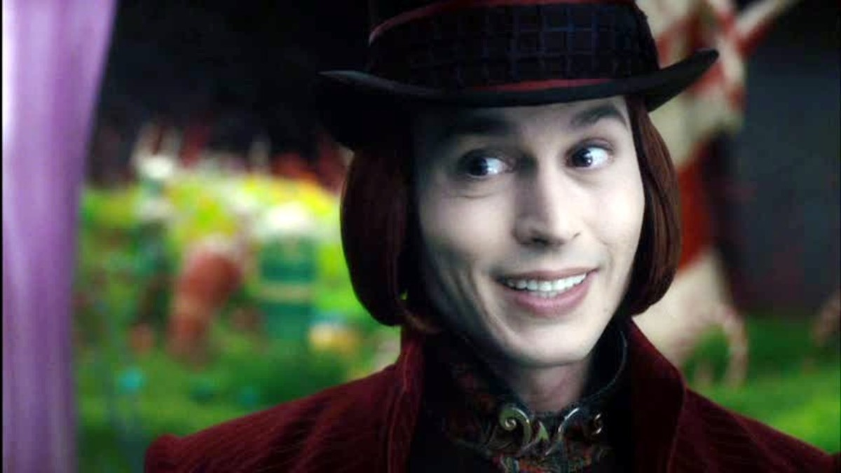 Top 10 Greatest Johnny Depp Movies of All Time | ReelRundown Willy Wonka Johnny Depp