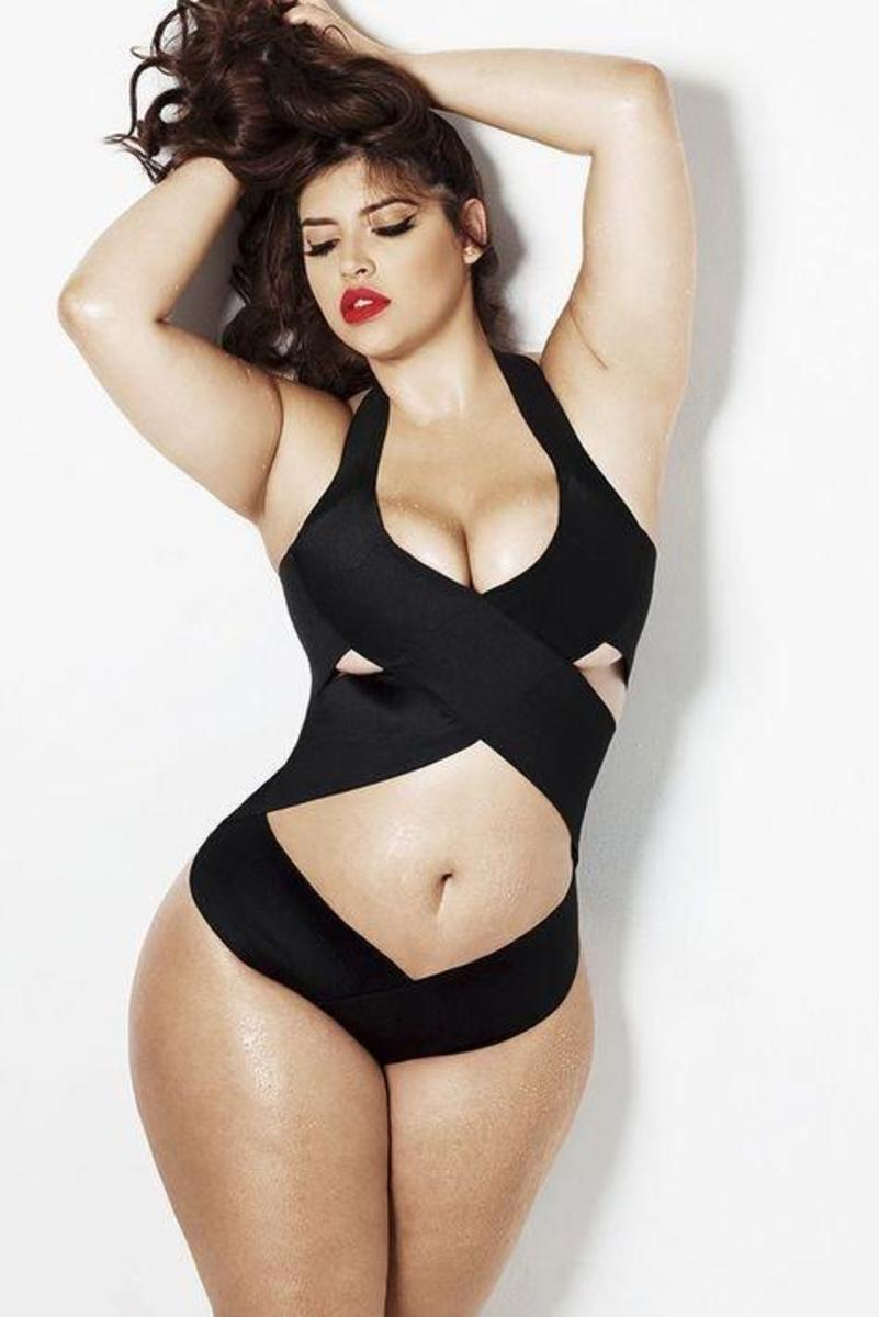 Top 10 Hottest Plus Size Models of 2016 | ReelRundown