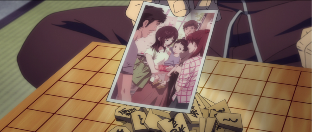 And does that look like Asuka's mom or maybe Mari's mom on the right? Or BOTH?! Have fun with the speculating!