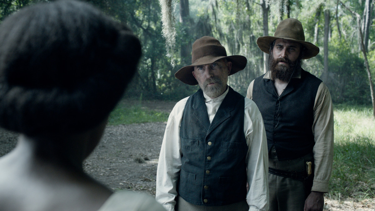 "Jackie Earle Haley as Raymond Cobb in ""The Birth of a Nation."""