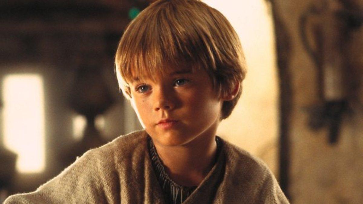 Anakin in Episode 1