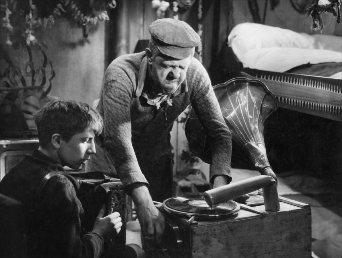 Scene from L'Atalante (1934)
