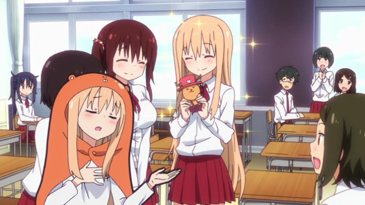 Can Umaru's brother expose her as the lazy otaku she really is?