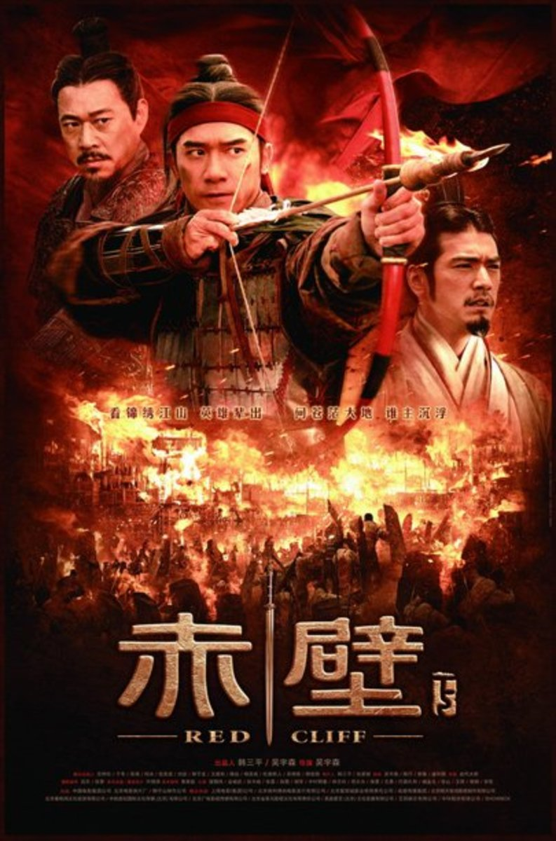 Red Cliff is based on one of the most significant battles in Chinese history.