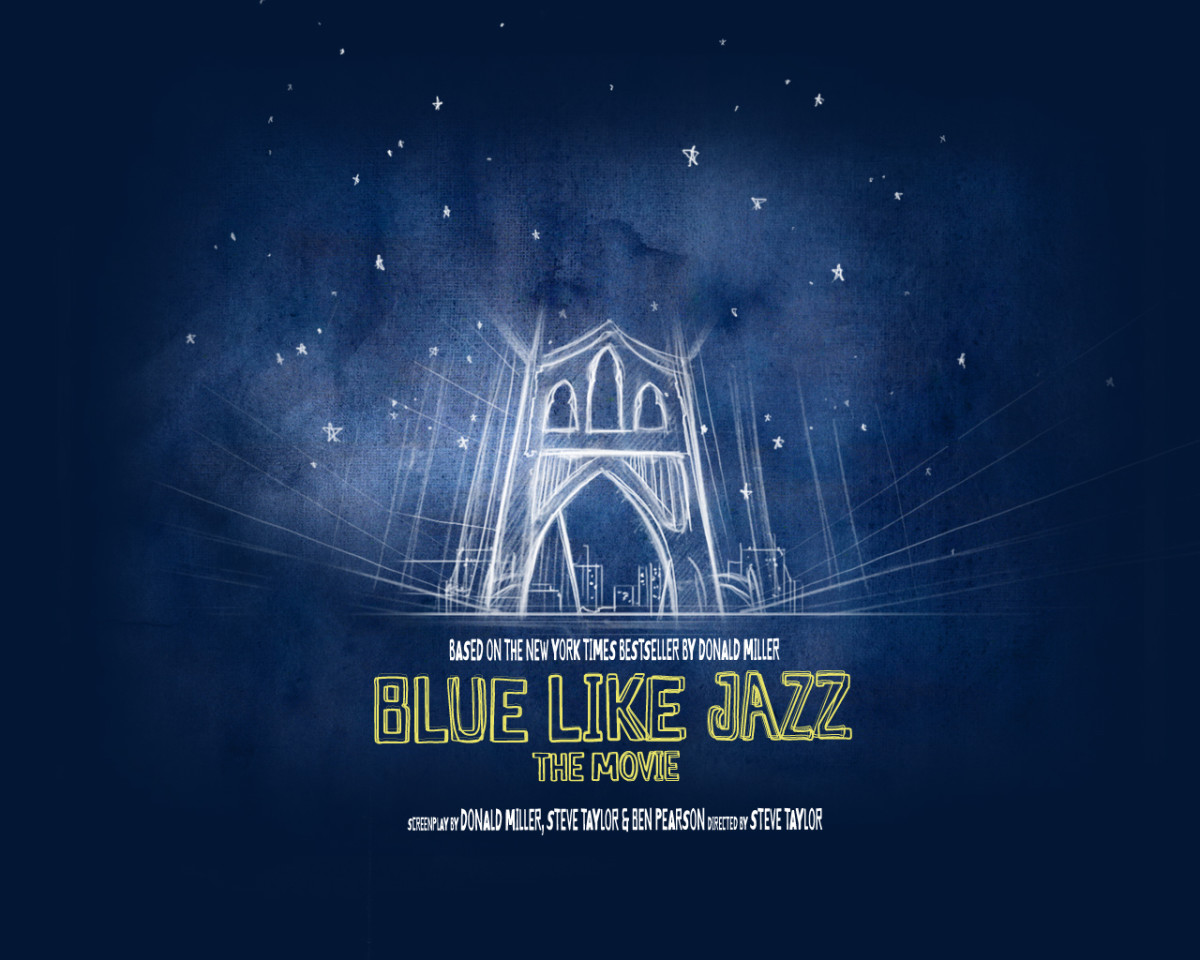 """Blue Like Jazz"" Movie & Book"