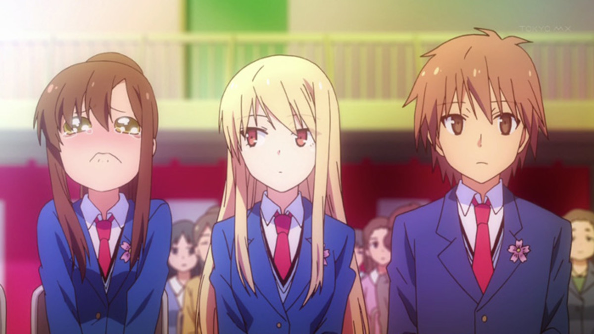 Sakurasou no Pet na Kanojo (The Pet Girl of Sakurasou)
