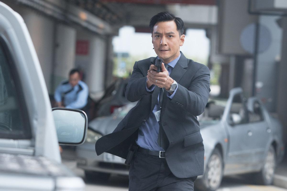 """Daniel Wu as Tinbo in """"Sky on Fire."""""""