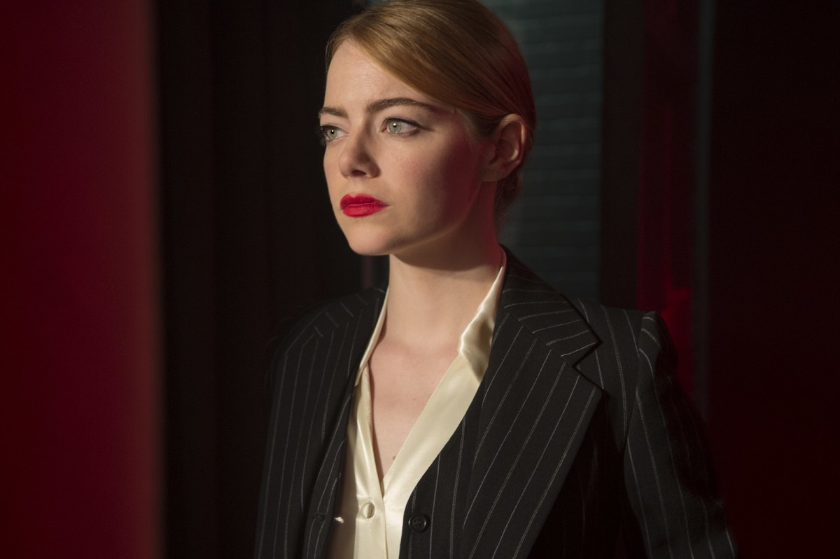 "Emma Stone as Mia Dolan in ""La La Land."""