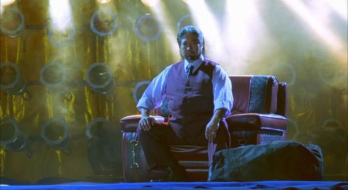 In Kill Zone, Sammo Hung plays the main villain.  He is known for trying to expand his roles.