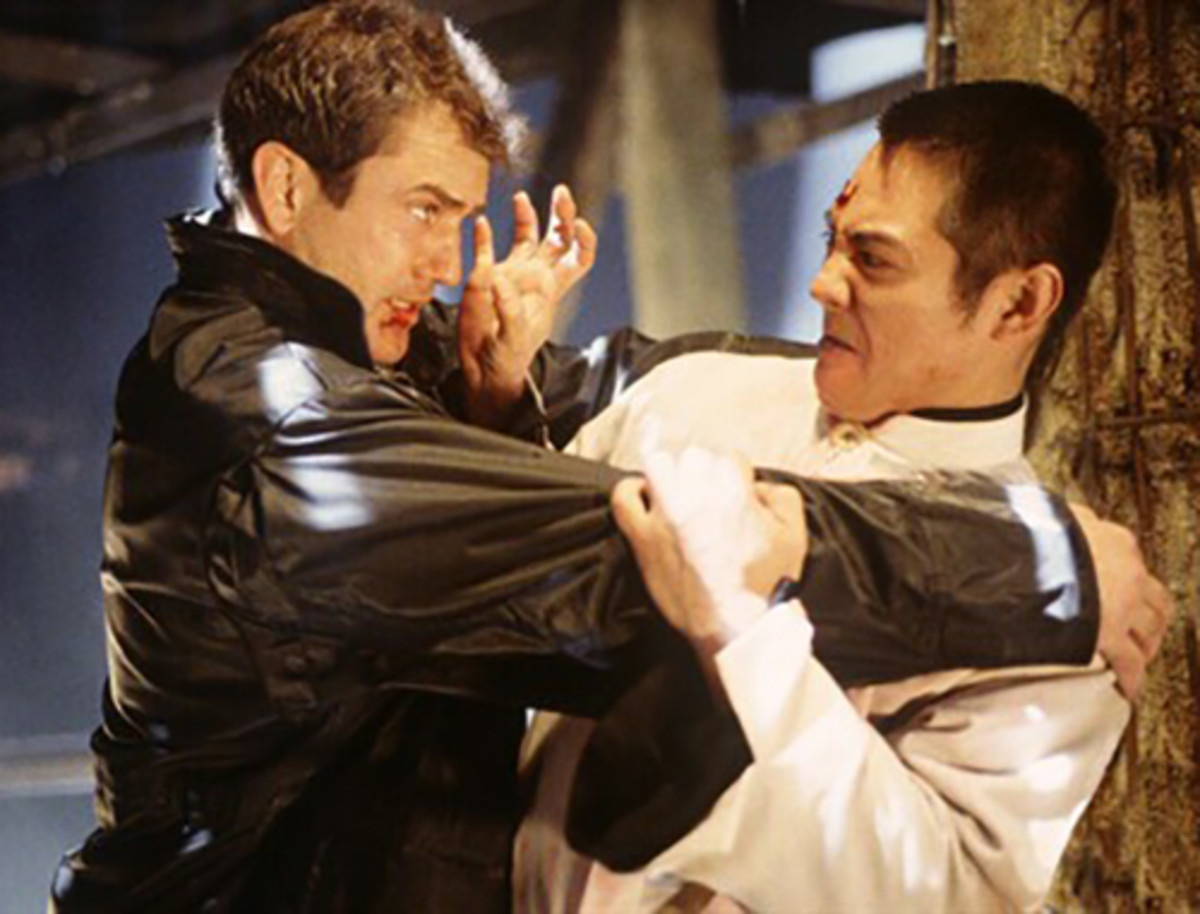 Jet Li's success in Lethal Weapon 4 came as on the heels of Jackie Chan's and yet was still a unique performance by the actor. His chilling role as the villain made him a household name, if not face.