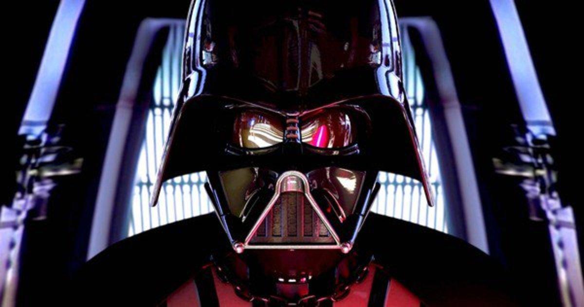 Darth Vader is back.