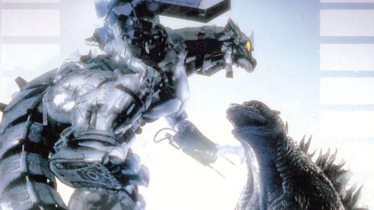 MechaGodzilla battles Godzilla