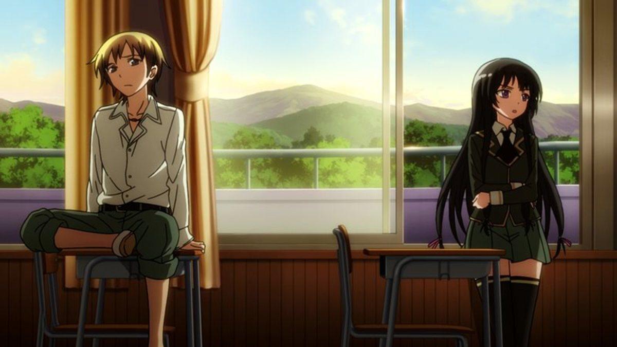 Boku wa Tomodachi ga Sukunai (Haganai: I Don't Have Many Friends)