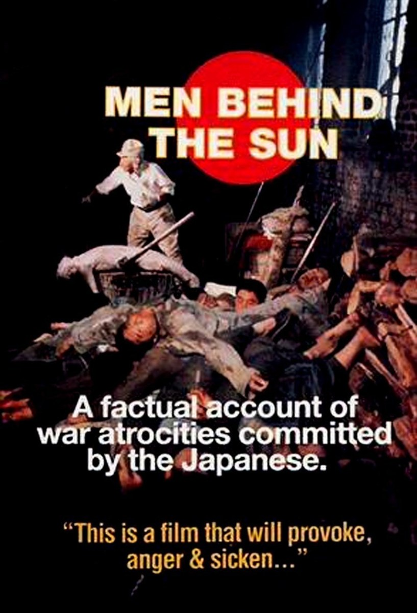 "Man Behind the Sun is widely considered the answer to the question of ""What is the most disturbing Chinese movie ever made?"""