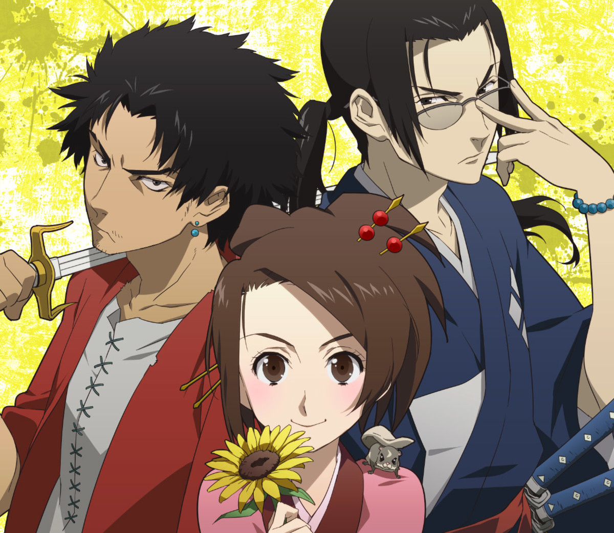 Samurai Champloo fused Japanese history with modern hip hop to produce one of the best anime ever produced.