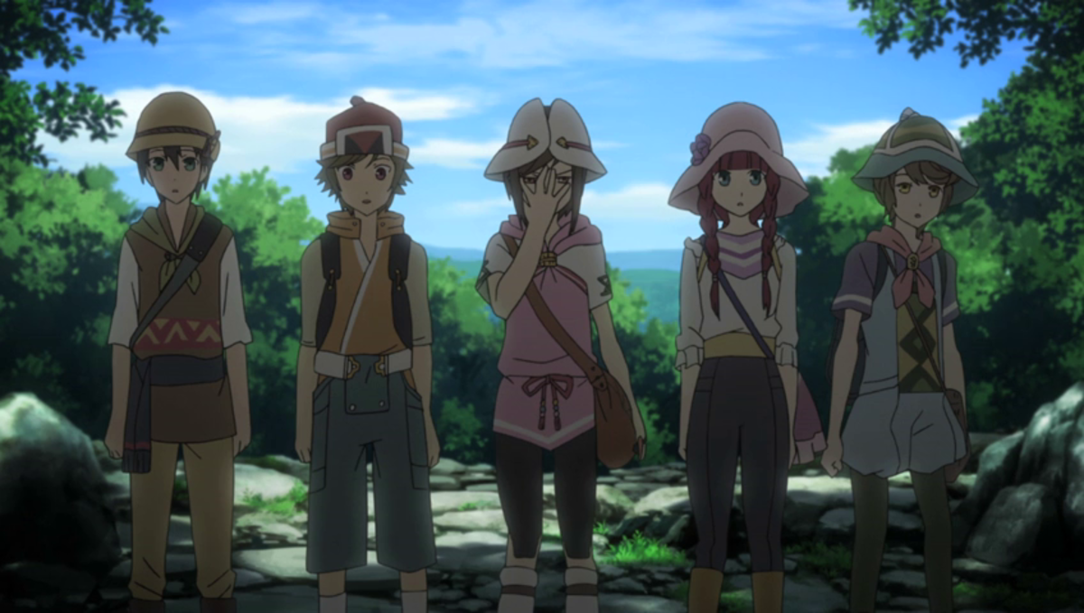 Shun, Satoru, Saki, Maria, and Mamoru learn the horrible truth about their world.