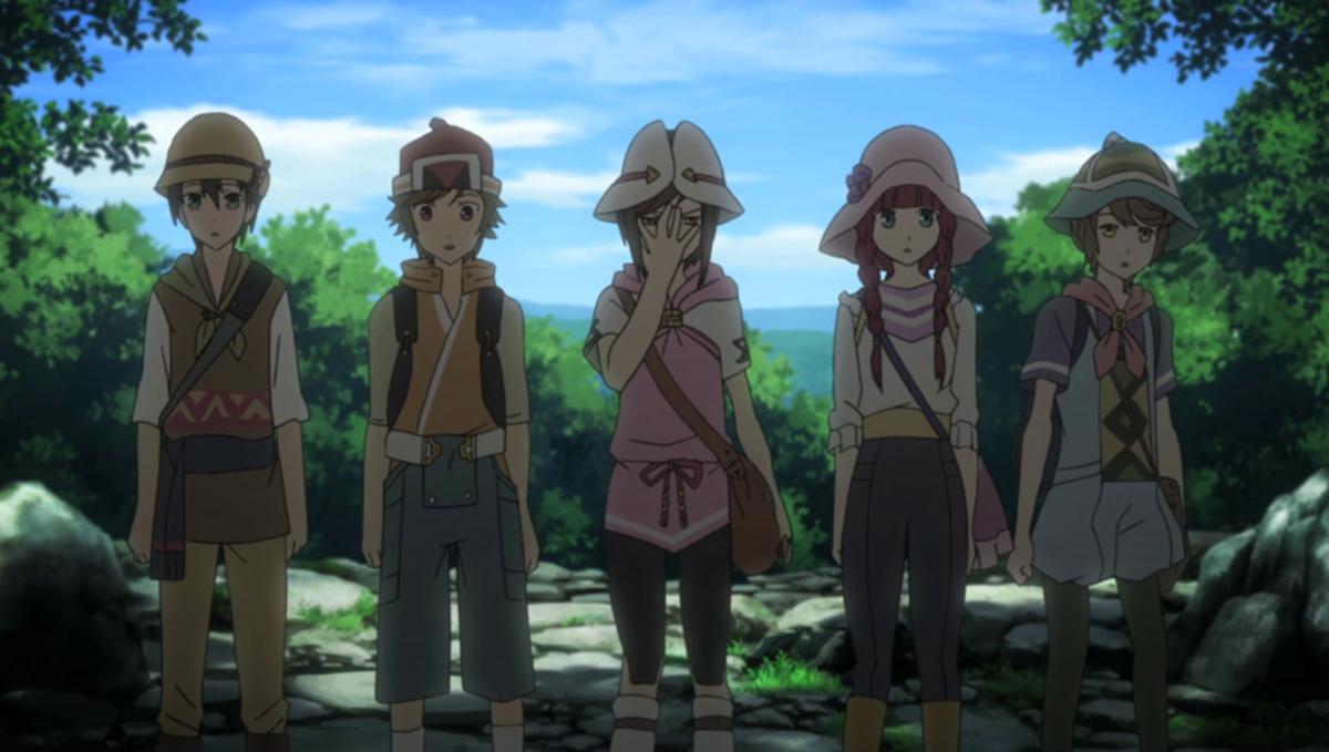 Shun, Satoru, Saki, Maria, and Mamoru learn the horrible truth about their world.