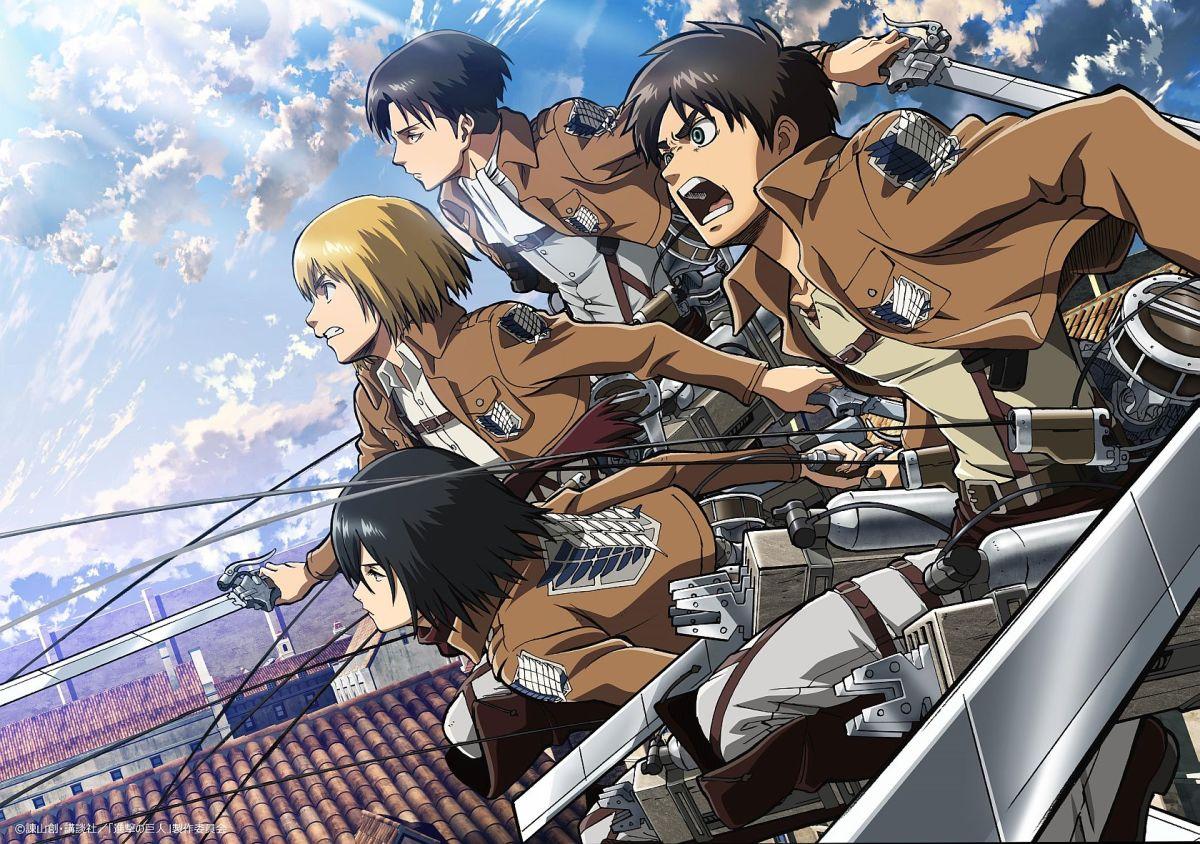 Attack on Titan' Season 1 Review - ReelRundown - Entertainment