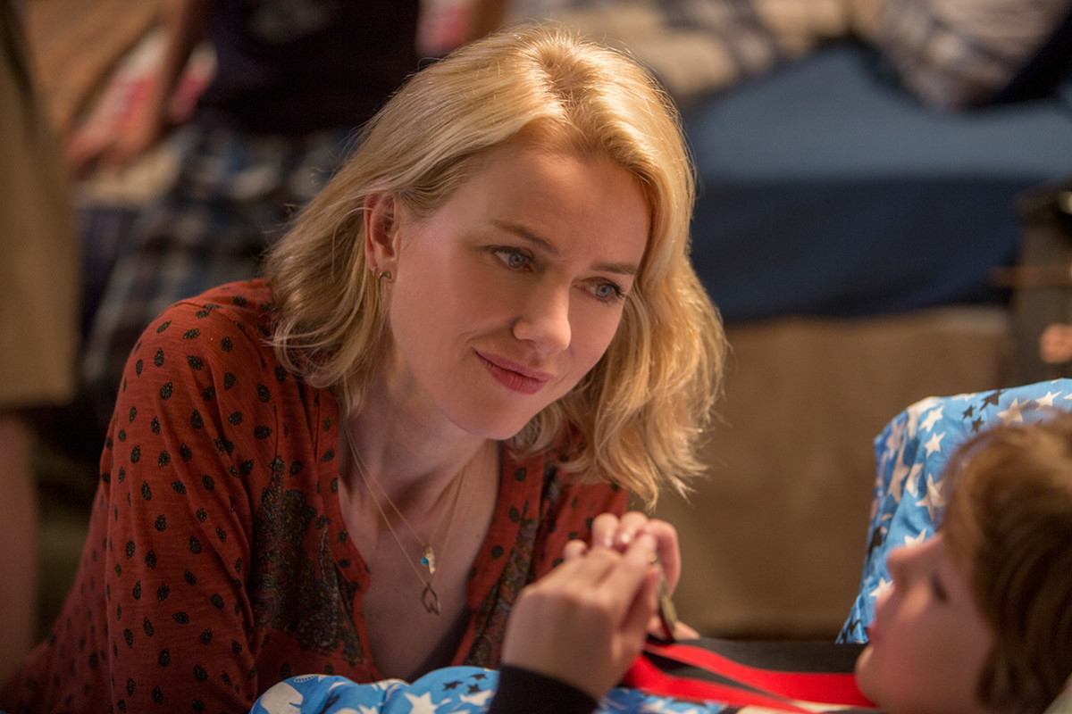 "Naomi Watts as Susan Carpenter in ""The Book of Henry."""