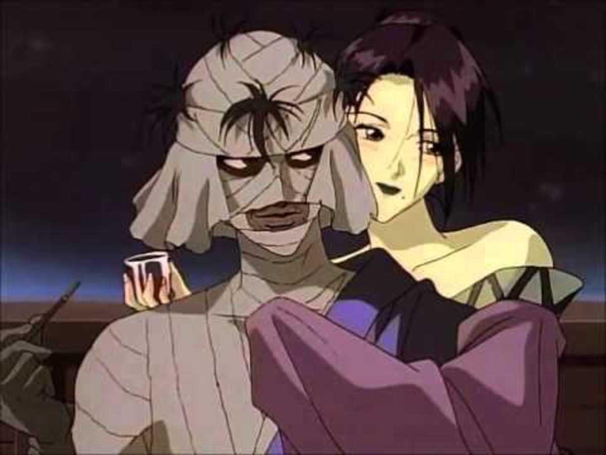 Shishio and Yumi