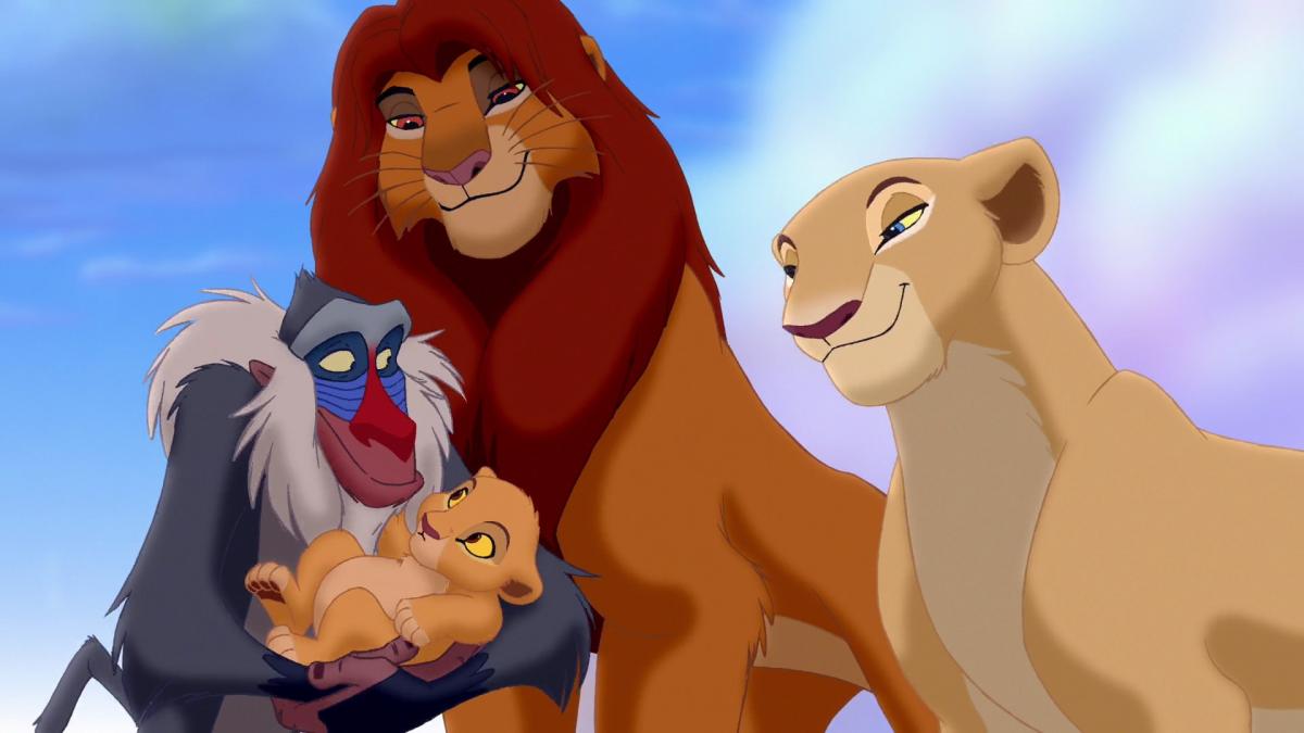 The Lion King 2: Simba's Pride