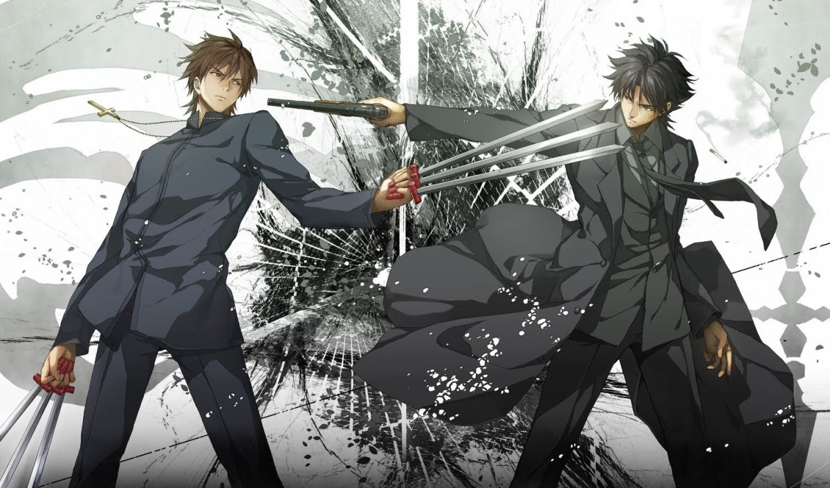 Kirei and Kiritsugu